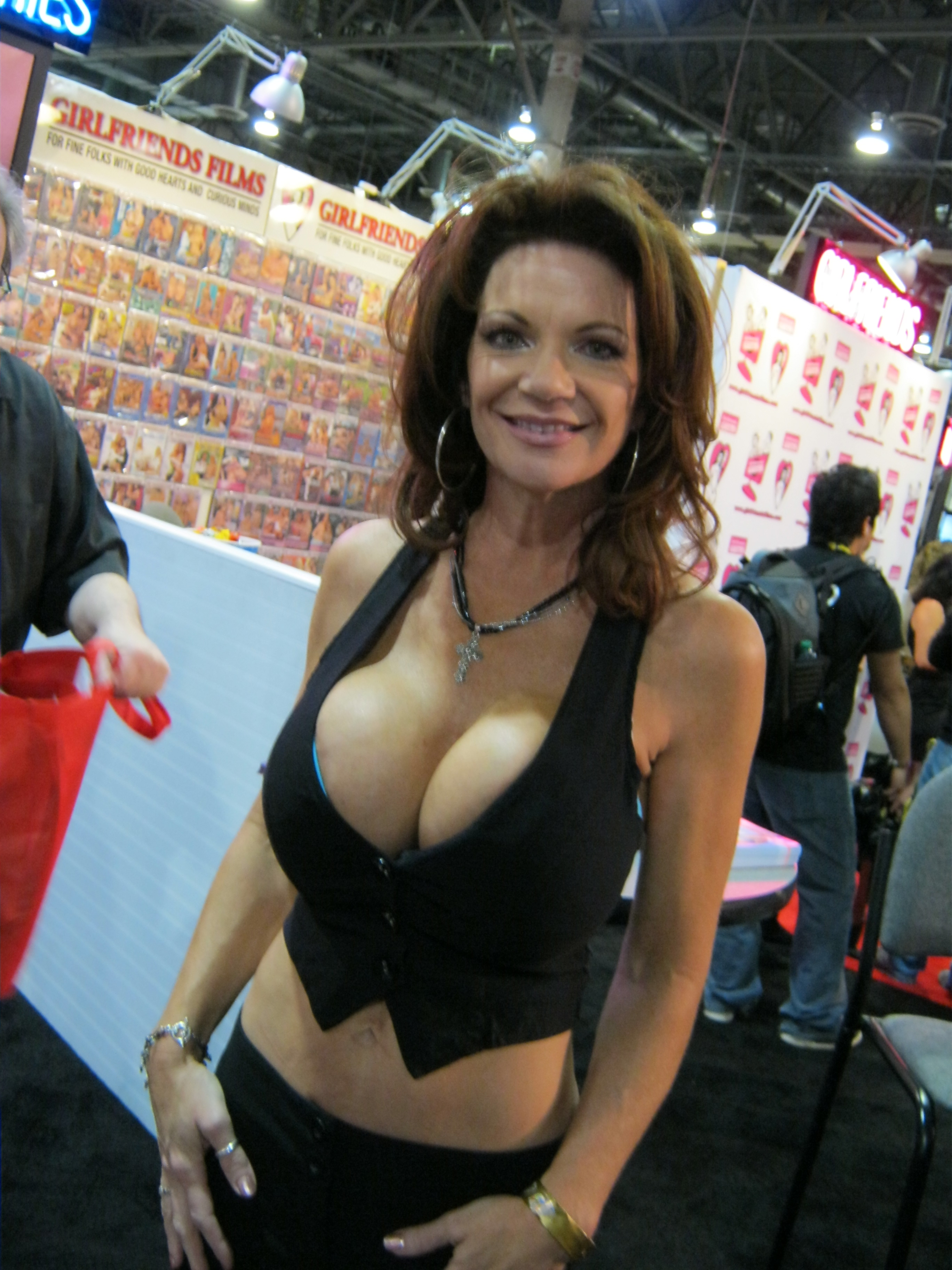 a few photos from the 2011 avn adult expo - free speech coalition