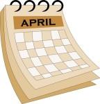 April-calendar-clipart